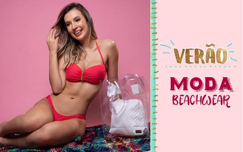 Moda beachwear: a cara do verão 2020