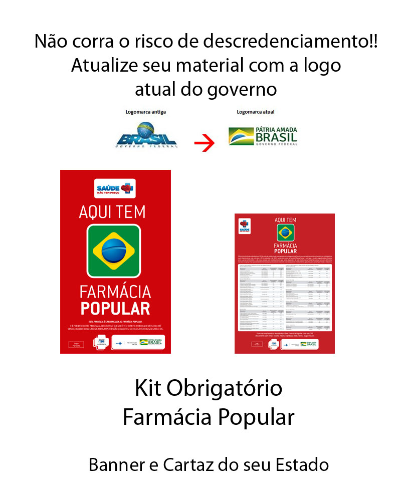 Kit Farmácia Popular