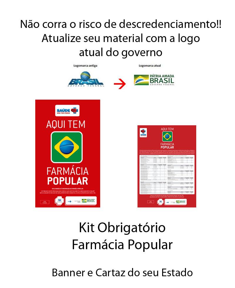 Kit Farmácia Popular