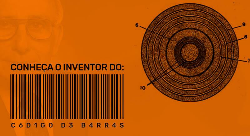 Descubra quem inventou o código de barras