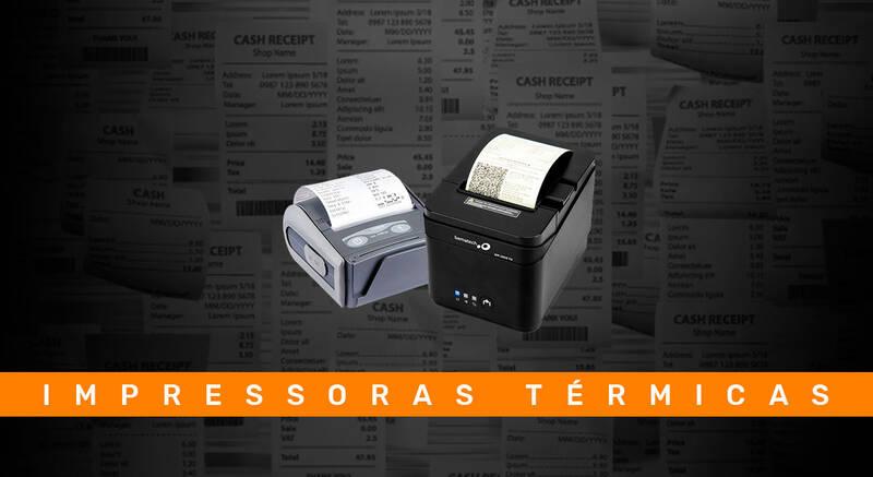 Características de uma Impressora Térmica