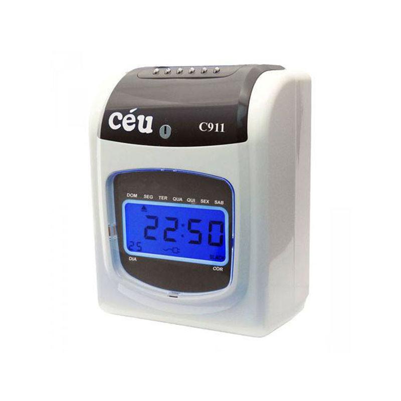 Relógio Ponto Cartográfico Céu 911