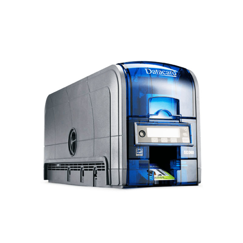 Impressora de Cartão PVC Frente e Verso Datacard SD360