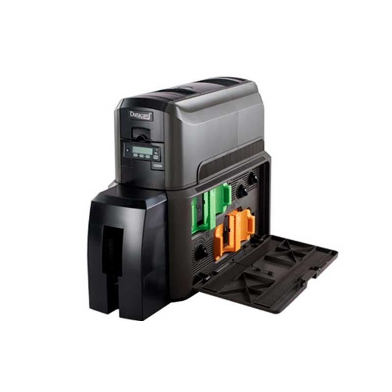 Impressora de Cartão PVC | Datacard - CD800 c/ módulo de laminação