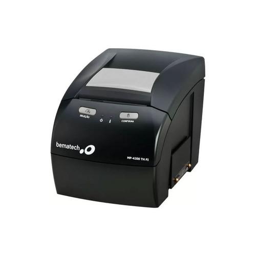 Impressora Fiscal Térmica Bematech MP-4200 TH FI II