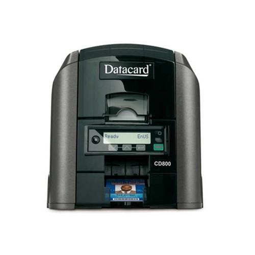 Impressora de Cartão PVC Dupla Face | Datacard - CD800