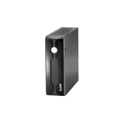 Computador Elgin Newera E3 Nano J1800 4GB SSD120GB 2 Seriais