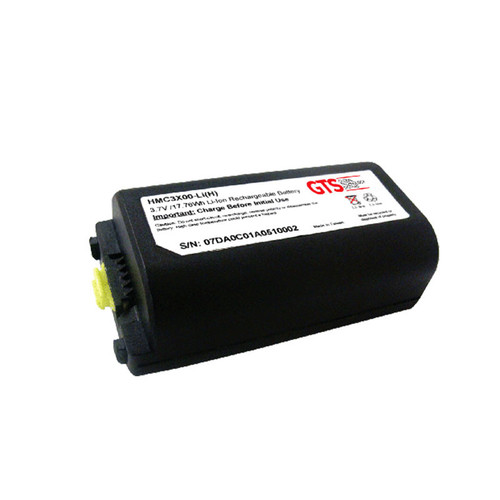 Bateria GTS Alta Capacidade Para Coletor MC3100