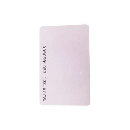 Cartão de Proximidade 125Khz TK4100