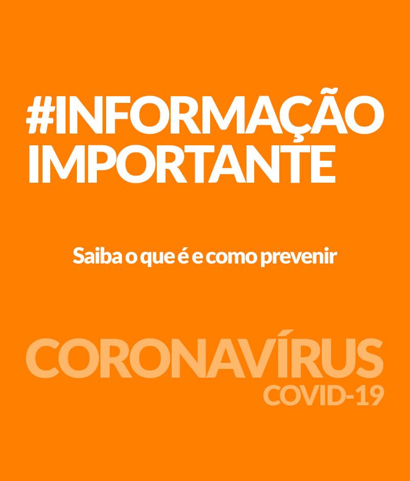 Coronavirus-Importante