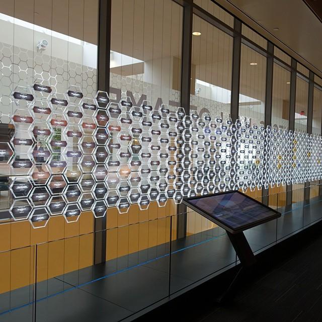 Imagem do hall da fama do National Inventors