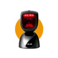 Leitor de Código de Barras Semi-Fixo 2D Honeywell Youjie HF600