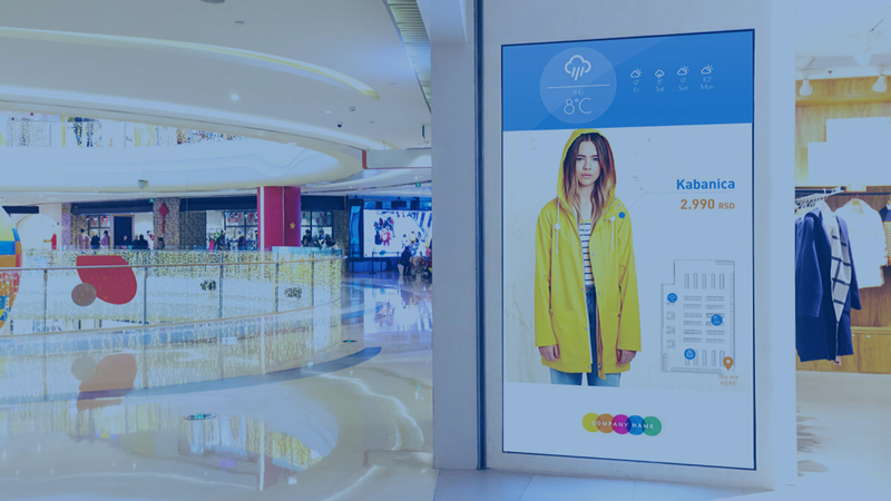 Digital Signage: versatilidade e eficiência na comunicação de sua empresa