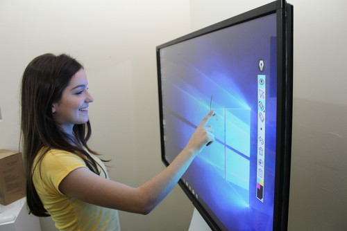 EBOARD TV TOUCH SCREEN 55
