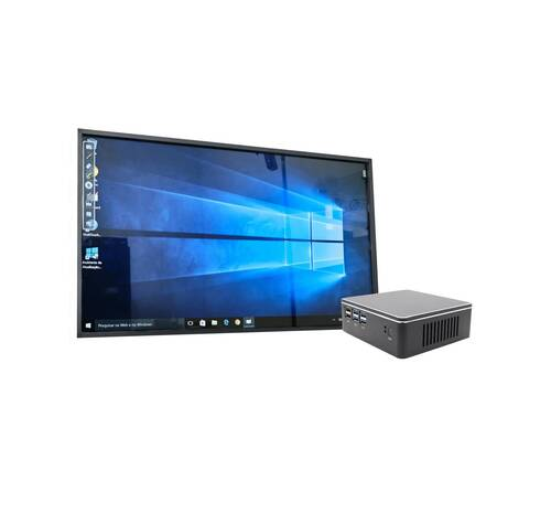 ALL IN TOUCH - TV TOUCH SCREEN 65 - COM MINI PC