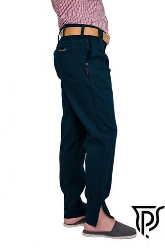 25701 - Bombacha Masculina Brim Lisa - Tecido 100% algodão.