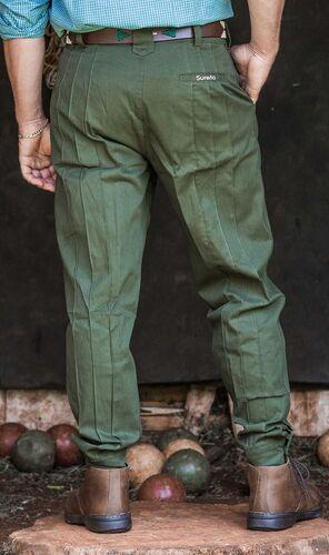 38001 - Bombacha Masculina Ginete Pampa - Tecido 100% Algodão