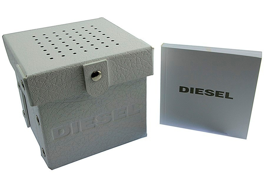 Caixa Original Diesel - Cor: Branca