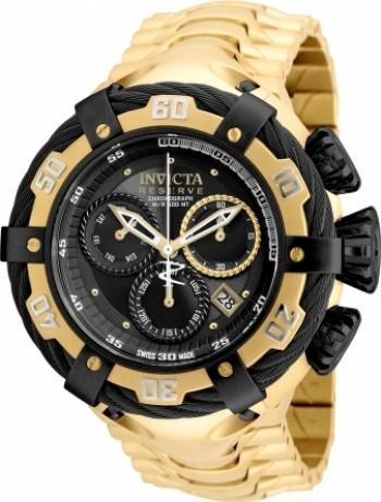 Relógio Invicta - Thunderbolt Dourado e Preto