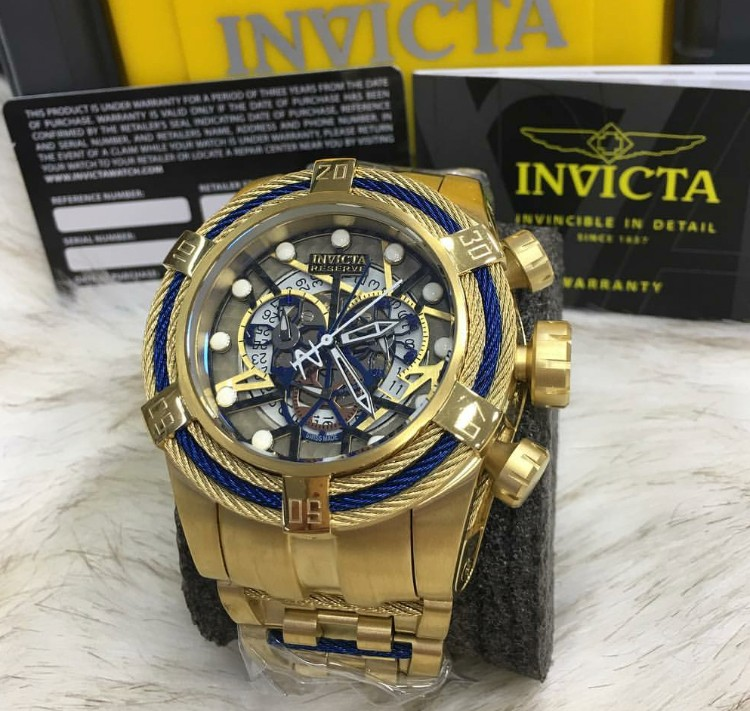 495c1d7176d Comprar Relógio Invicta - Zeus 12745 - Brasil Relógios Importados