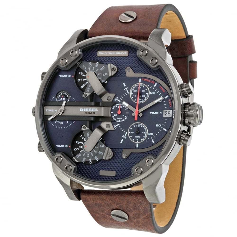 ca65fa7906d Comprar Relógio Diesel 3 BAR - Mister Daddy DZ7314 - Brasil Relógios ...