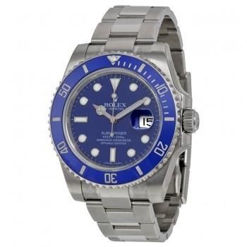 Relógio Rolex Submariner Blue