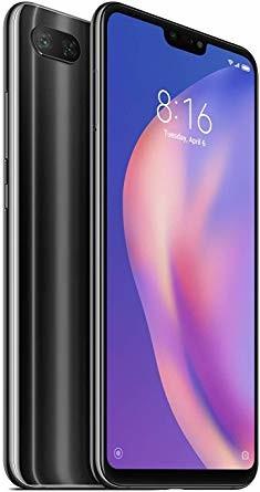 Xiaomi Mi 8 Lite 64GB 4GB RAM Preto