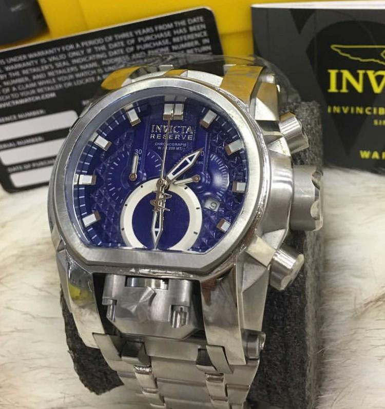 548a042394a Comprar Relógio Invicta - Zeus Bolt 22259 - Brasil Relógios Importados