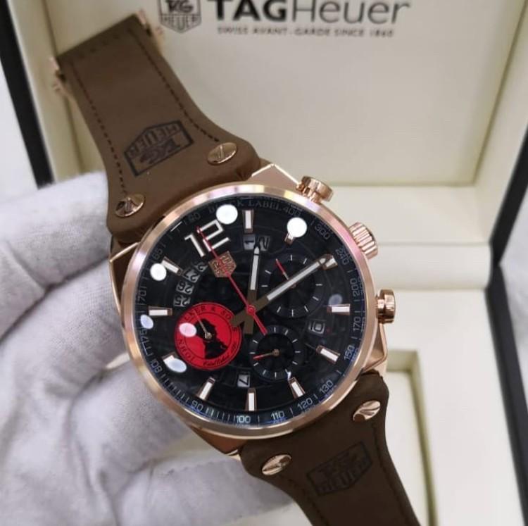 650b163be93 Comprar Tag Heuer - John Walker Fundo Preto - Brasil Relógios Importados