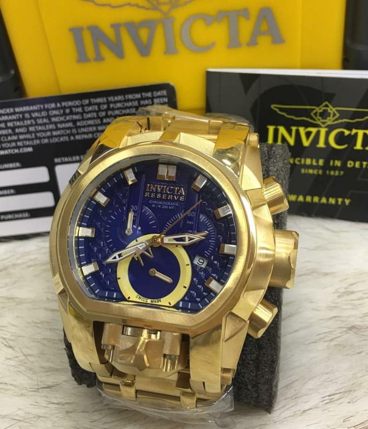 2cad07514ac Comprar Relógio Invicta - Zeus Bolt 25209 - Brasil Relógios Importados
