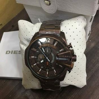 Relógio Diesel 10 BAR - Marrom