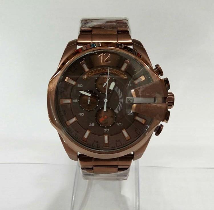 374e3c8a9b Comprar Relógio Diesel 10 BAR - Marrom - Brasil Relógios Importados