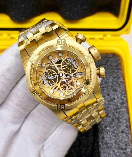 adf45aa1e25 Comprar Relógio Invicta - Zeus Bolt Skeleton 12903 - Brasil Relógios ...