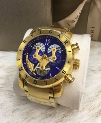 Bvlgari Hybrid Gold Blue