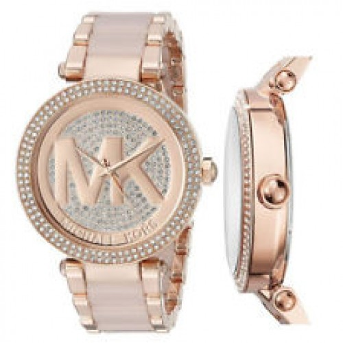 Michael Kors - Gold Blush Pave Crystal