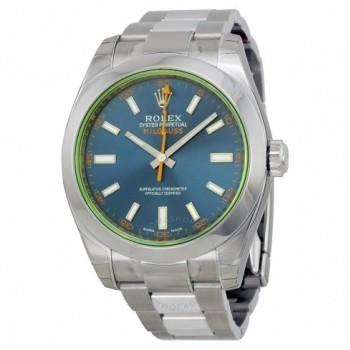 Relógio Rolex Milgauss Blue