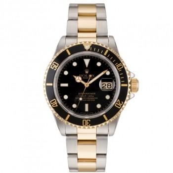 Relógio Rolex Submariner Misto Black