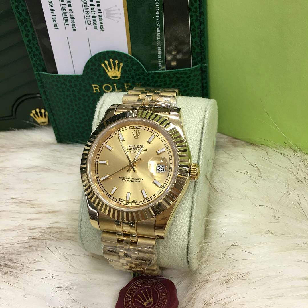 68e1e94b84f Comprar Relógio Rolex Datejust Gold - Brasil Relógios Importados