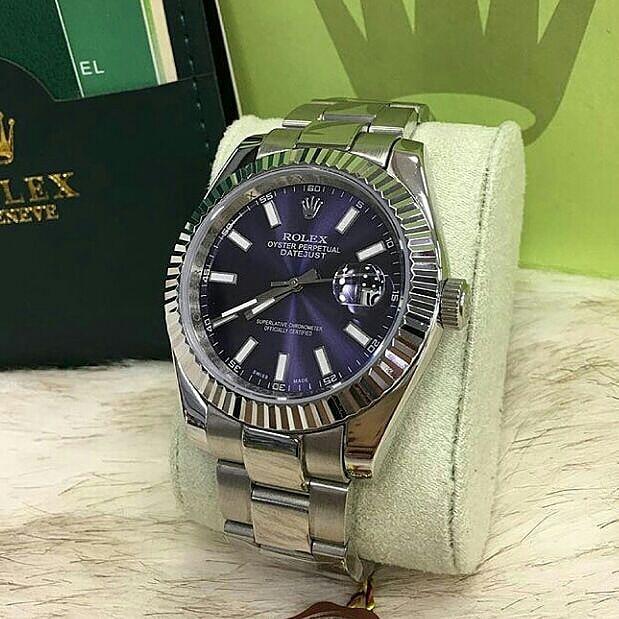 99be79e22a3 Comprar Relógio Rolex Datejust Blue Jubile - Brasil Relógios Importados