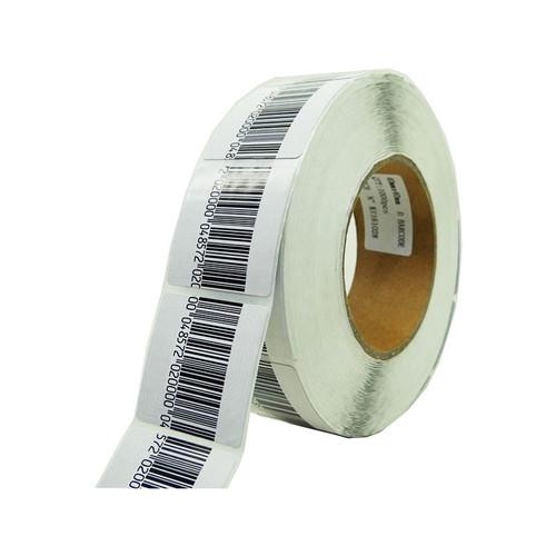 Etiqueta Antifurto Adesiva 4X4 RF 8,2MHz c/ 1000 un
