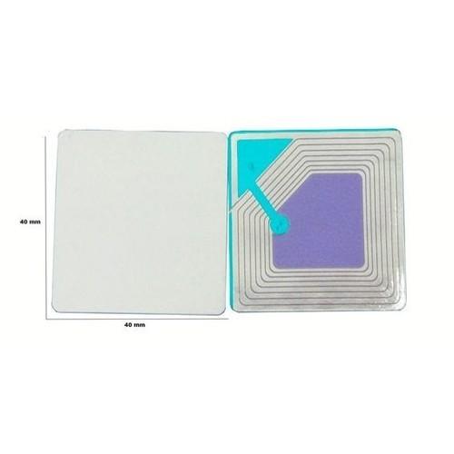 Etiqueta Adesiva Antifurto BR 4X4 RF 8,2 Mhz c/ 1000 un