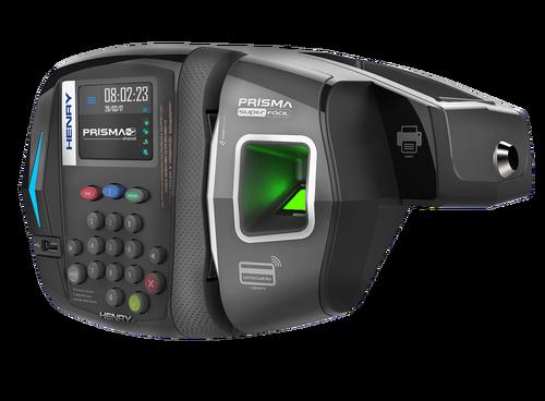 Relógio de Ponto Biométrico Henry Prisma SF Adv R2