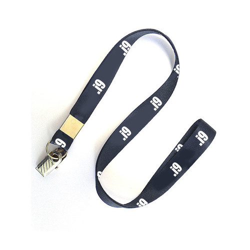 Cordão Personalizado para Crachá - Pct 12 Un