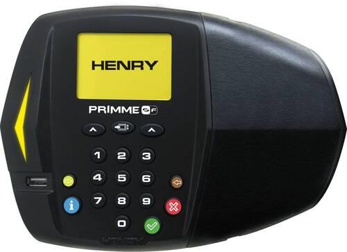 Controle de Acesso Henry Primme SF Cartão Proximidade