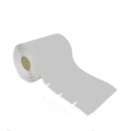 Etiqueta Tag Gôndola Branca 100x30x01 Rolo 1000 unidades