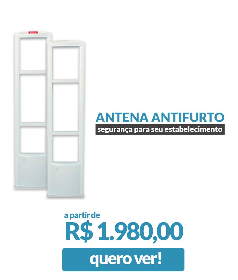 Antena Antifurto