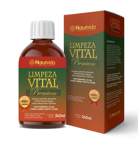 Limpeza Vital Premium - 240ml