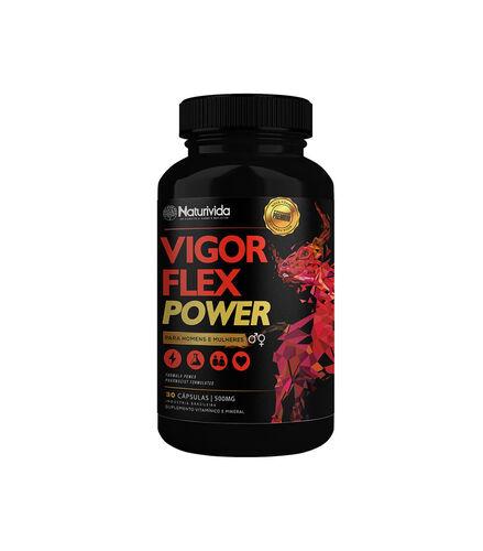 Vigor Flex - 30 cápsula (Novo) (Mais concentrado)
