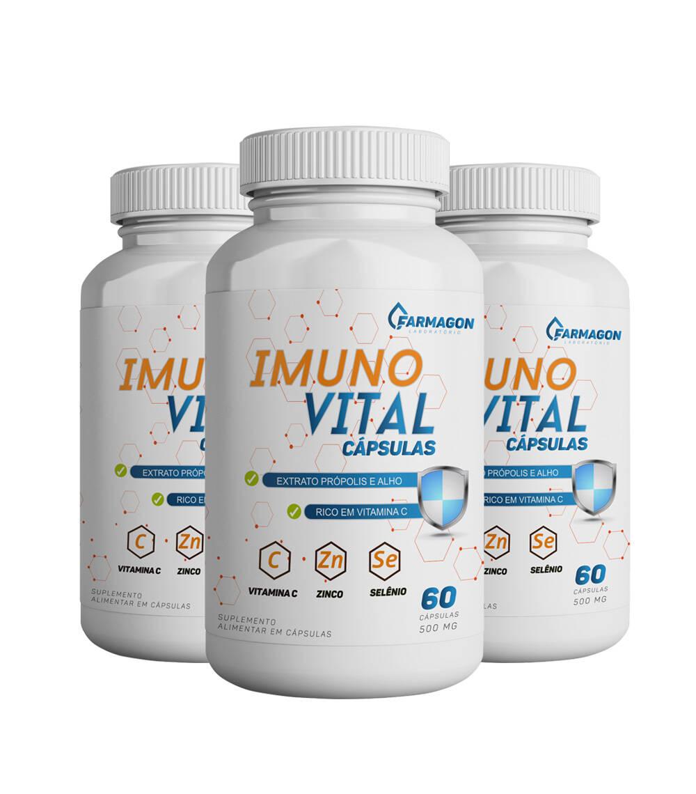 Kit 3 Imuno Vital