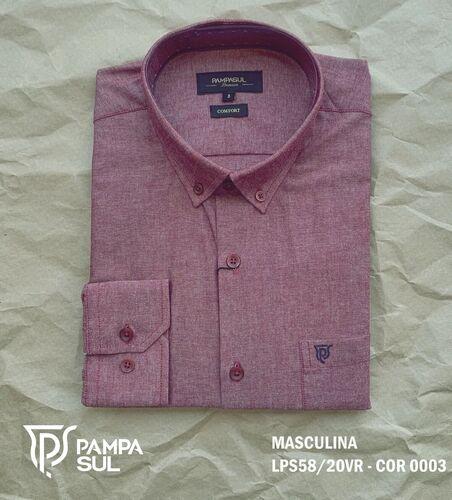 Camisa Pampa Sul Masculina Slim Confort LPS 58/20